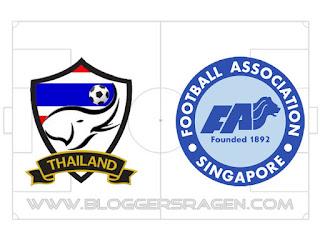 Prediksi Pertandingan Thailand vs Singapore