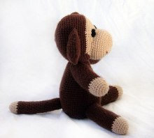 Free Crochet Patterns Monkey Hat : PATTERN OF CROCHET MONKEY ? Free Crochet Patterns