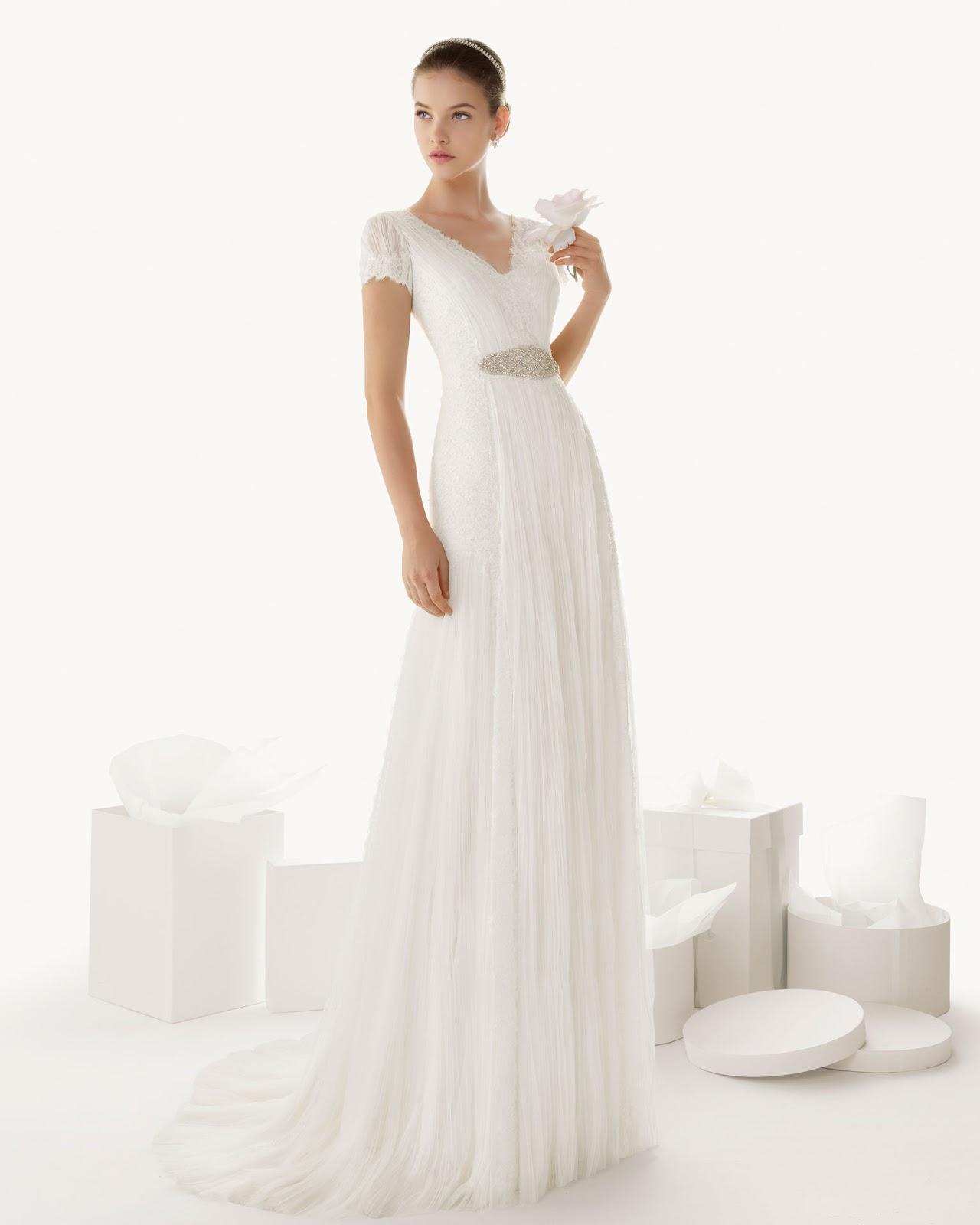Cheap wedding gowns online blog spring 2013 wedding for Wedding dress rosa clara