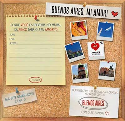 """Concurso Cultural  """"Buenos Aires, Mi Amor"""""""