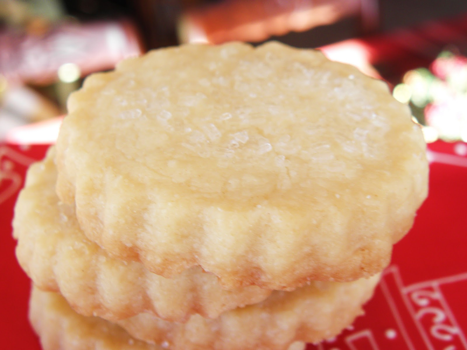 Ina Garten Best Recipes the cozy little kitchen: the barefoot contessa's shortbread cookies