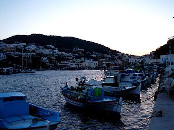 Vistas de Leros - Islas Griegas