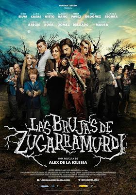 Cartel de Las Brujas de Zugarramurdi