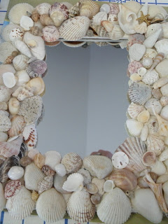 Cottage creative living by egretta wells what does one do - Things to do with seashells ...