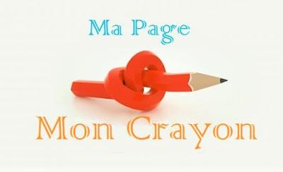 Image virtuelle d'un crayon sur page blanche