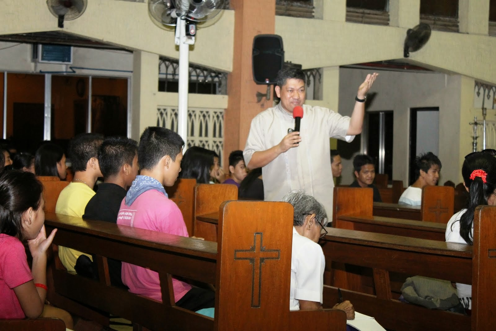 3rd Friday Formation: KRISTIYANONG PAGHUBOG with Fr. Dudz SDB