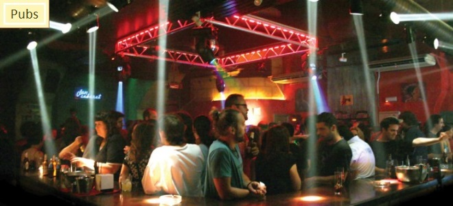 Sala Clan Cabaret - ComeyBebeenAlicante