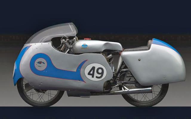 1957 FB Mondial 250 Bialbero Grand Prix