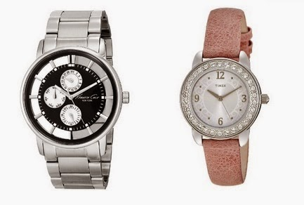 up to 40% off on watches for men and women