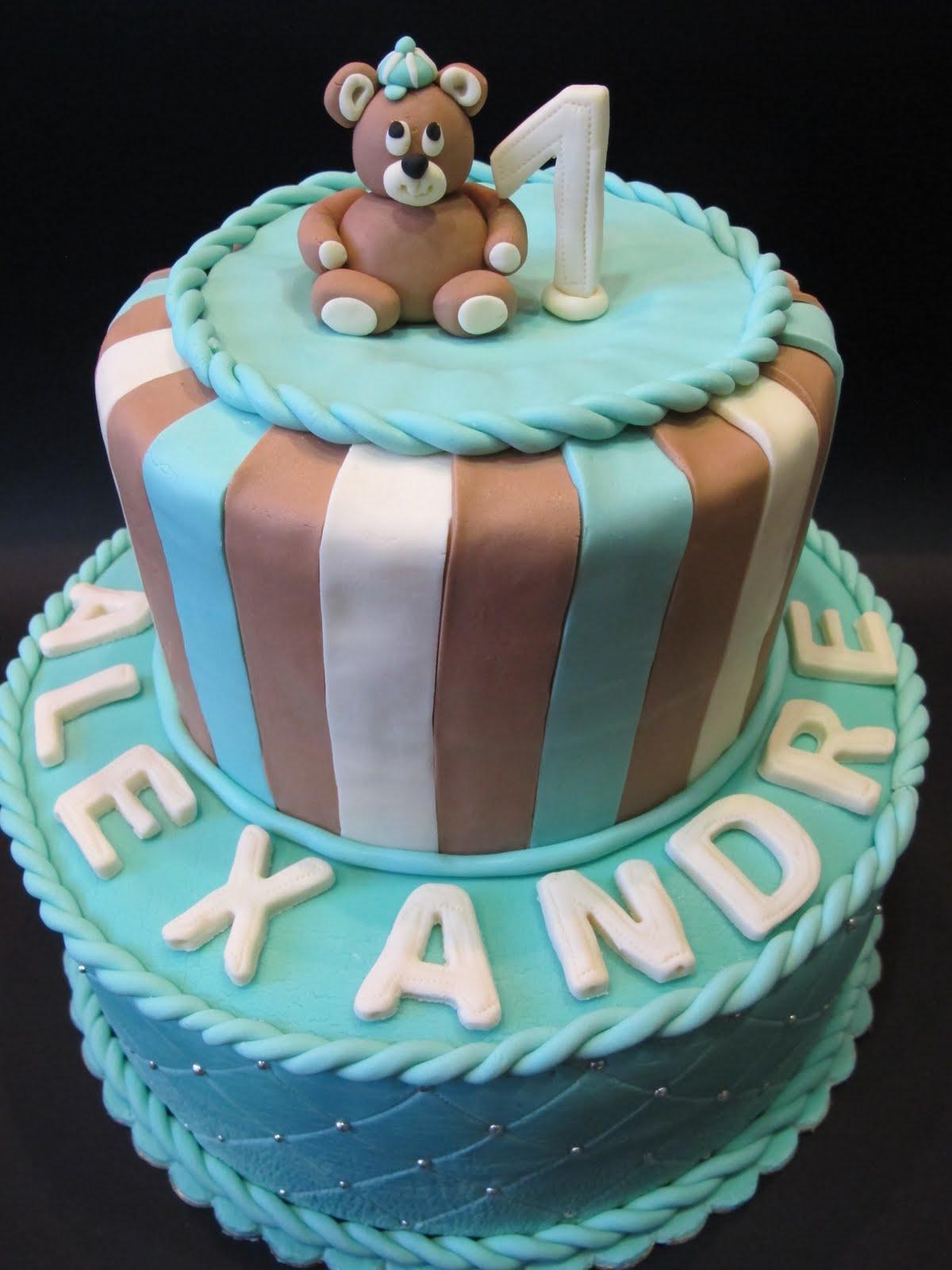zuccherofondente: torte decorate