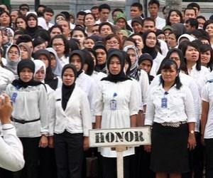 Honorer di Pemkot Medan Jadi PNS serta Forom Honorer Dukung Pembentukan Pansus