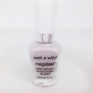 Nagellack Wet n Wild A Latte Love Silver Lake LE