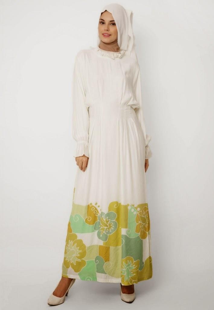Trend Contoh Baju Muslim Model Sekarang 2015