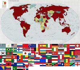Επισκέπτες από 89 χώρες