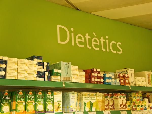 glutenfrei Einkaufen in Barcelona