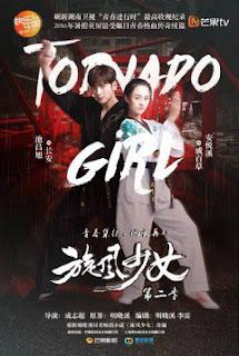 Thiếu Nữ Toàn Phong 2-The Whirlwind Girl 2 (2016)