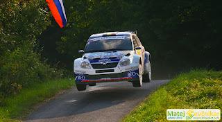Barum Rally Zlin 2011