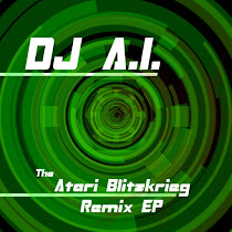 The Atari Blitzkrieg Remix EP