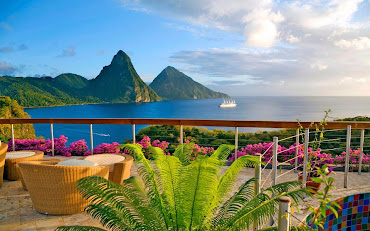 #16 Saint Lucia Wallpaper