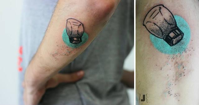 Tatuagem de Sal - Pimenta - Culinária - Tattoos