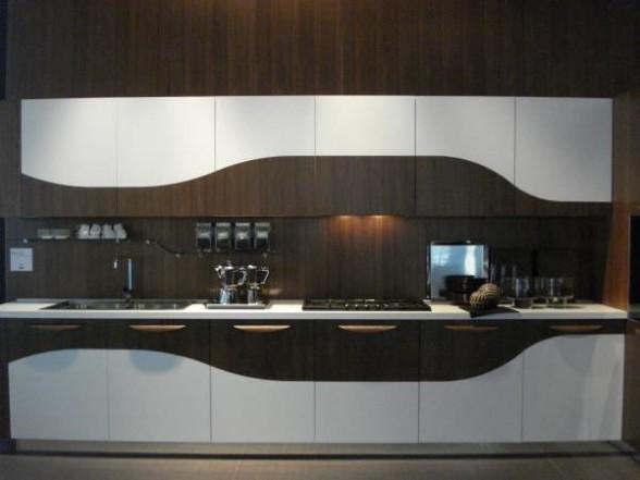 Como decorar mi casa: diseño de interiores muebles de cocina modernos.