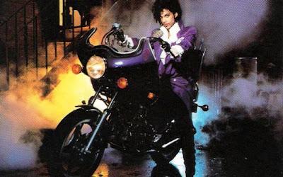 Purple Rain' (1980) Moto: Honda 400 Ator: Prince
