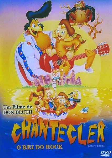 Chantecler: O Rei do Rock Dublado