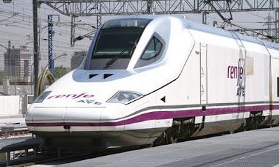 AVE Talgo-350, España