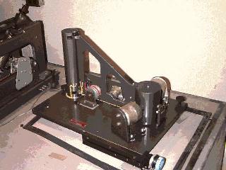 Sismógrafo Electromagnético horizontal