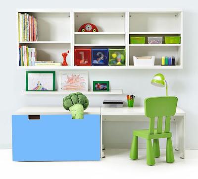 Ikea e momichan evviva la scuola - Cameretta ikea mammut ...