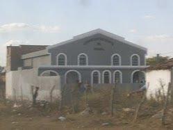 Igreja Evangélica do sítio Mocós