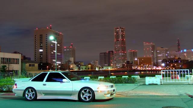 Toyota Soarer Z20 GZ20 MZ20 MZ21 JDM 7M-GTEU 1G-GTEU zdjęcia photos japoński sportowy samochód GT grand tourer coupe