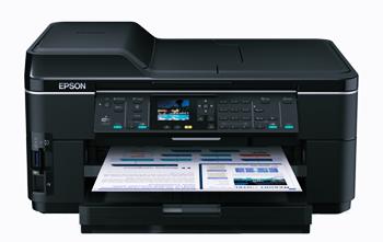 Epson WorkForce WF-7511 Driver Download