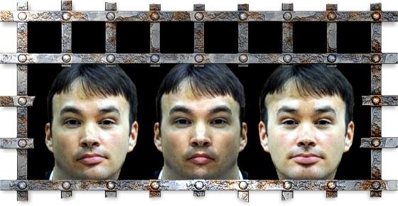 Ein Gesicht – Drei Kindsmörder