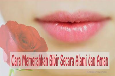 Cara Memerahkan Bibir Secara Alami dan Aman, ingin bibir merah,menghilangkan bibir hitam,menjadikan bibir seksi dan indah,bibir terlihat mempesona,menghilangkan warna hitam pada bibir