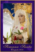 Semana Santa de Cómpeta 2014
