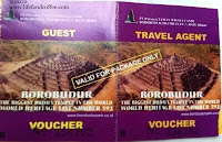 Borobudur Entrance Ticket