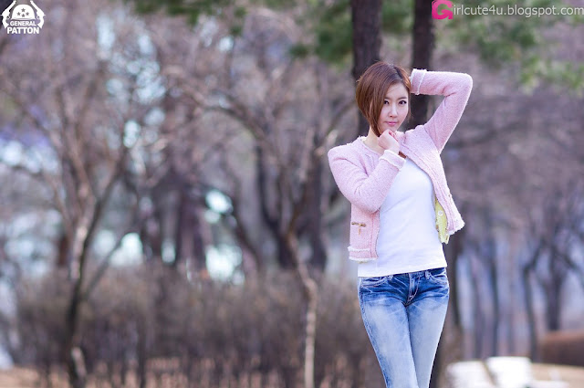 1 Choi Byeol Yee - Simple Beautiful Outdoor-very cute asian girl-girlcute4u.blogspot.com