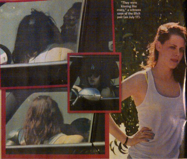 Kristen Stewart US Weekly