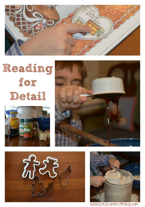 Reading with preschoolers: focus on illustrations