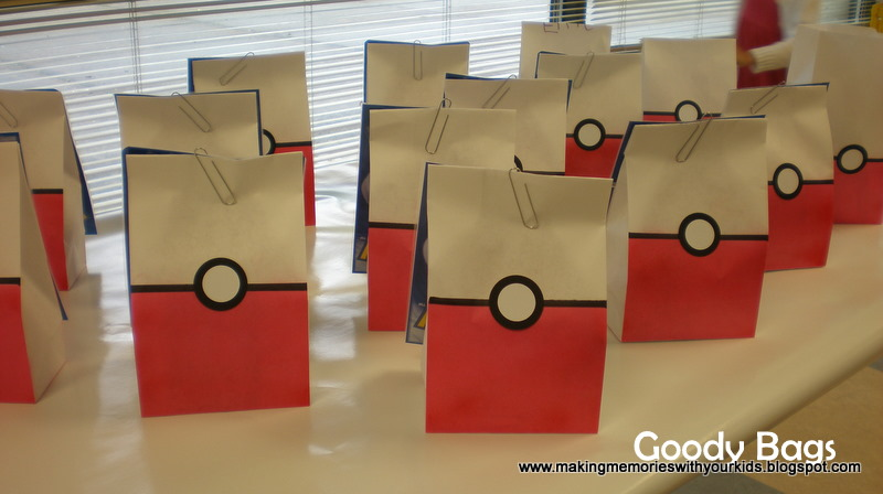 The Pokemon Birthday Party Has Arrived