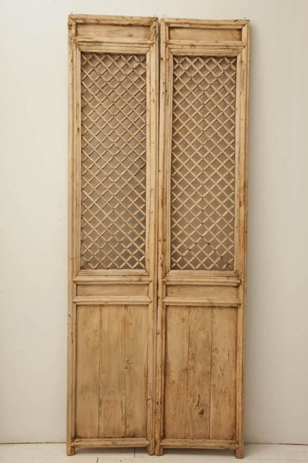 Puerta de paso de derribo siegfried interiorismo - Puertas de biombo ...