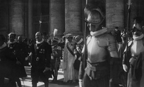 The Mad Monarchist The Pope The King And The Lateran Treaty
