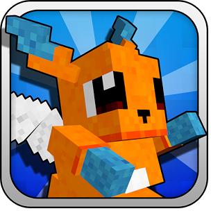 Pixelmon Hunter v1.1.0 Mod [Unlimited Money]