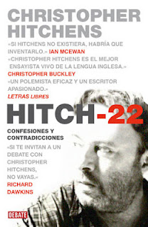 Hitch-22: memorias, Chrisotpher Hitchens
