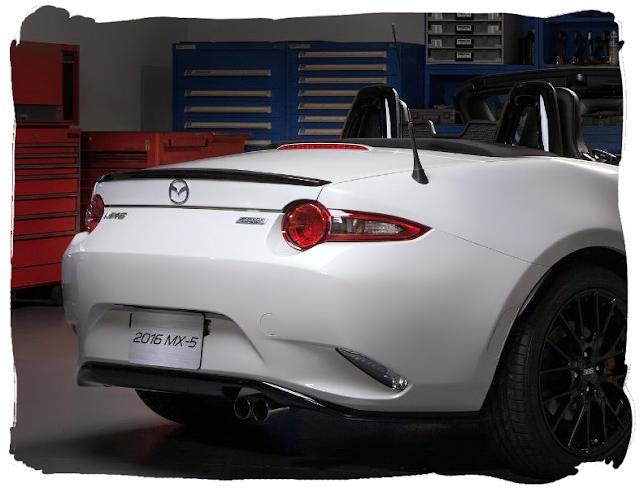 Mazda MX-5 Accessory Concept