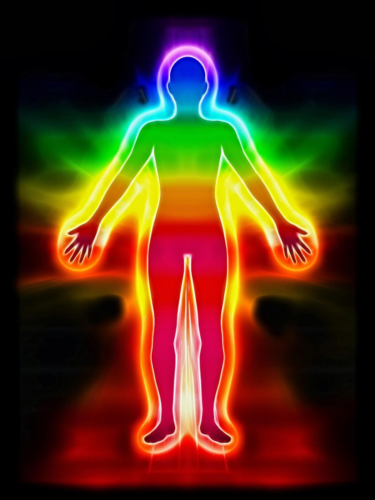 Човешките енергийни тела или аури