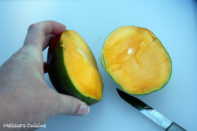 Melissa's Cuisine: Mangoes: Tips and Tricks