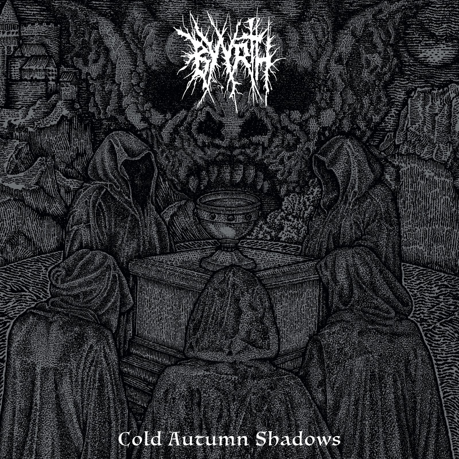 Byyrth - Cold Autumn Shadows MLP - Press Release + Track Stream.