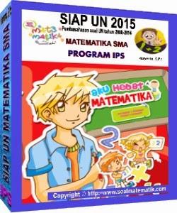 SIAP UN 2015 MATEMATIKA SMA PROGRAM IPS